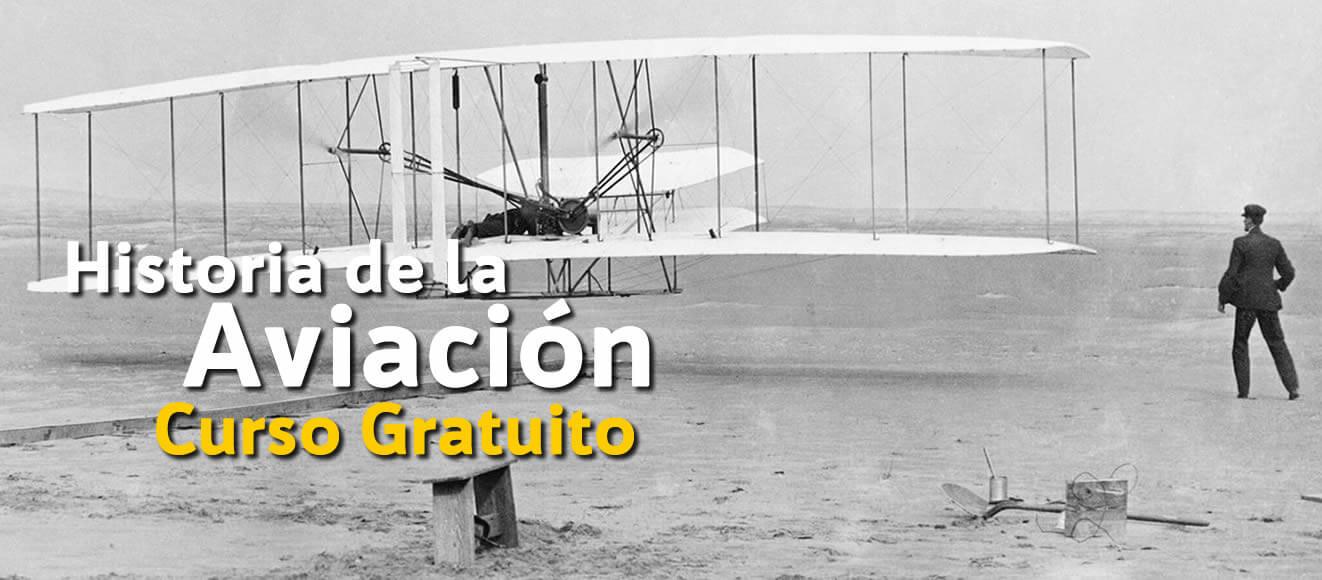 Course Image Historia de la Aviación (Gratis)