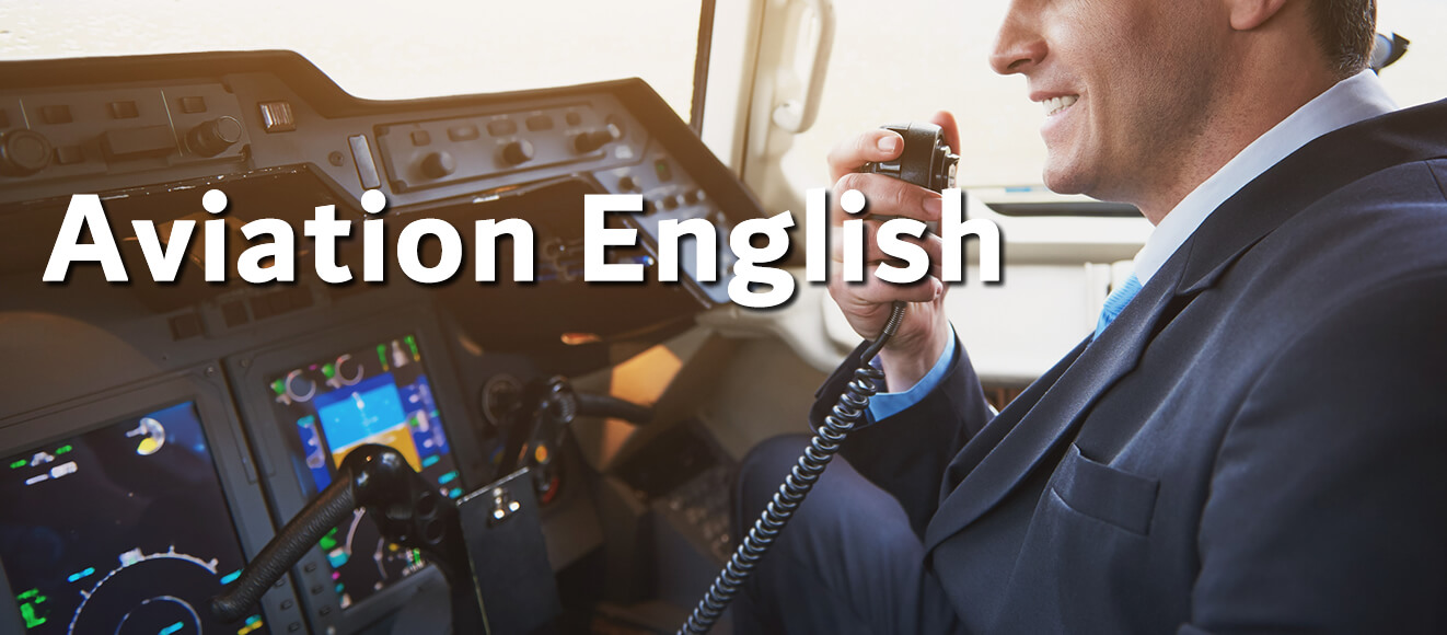 Course Image Aviation English