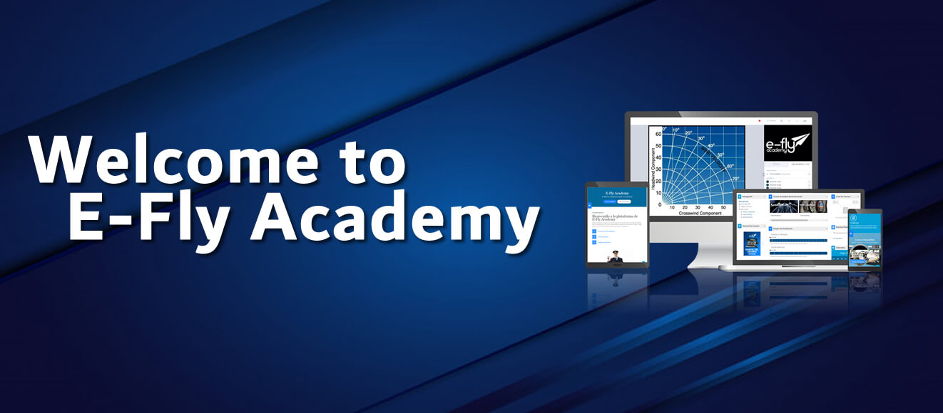 Course Image Welcome to E-Fly Academy